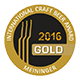 International Craft Beer Award Gold