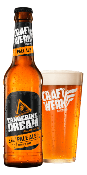 Tangerine Dream Pale Ale Craftwerk