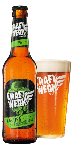 Craftwerk Hop Head 7 IPA