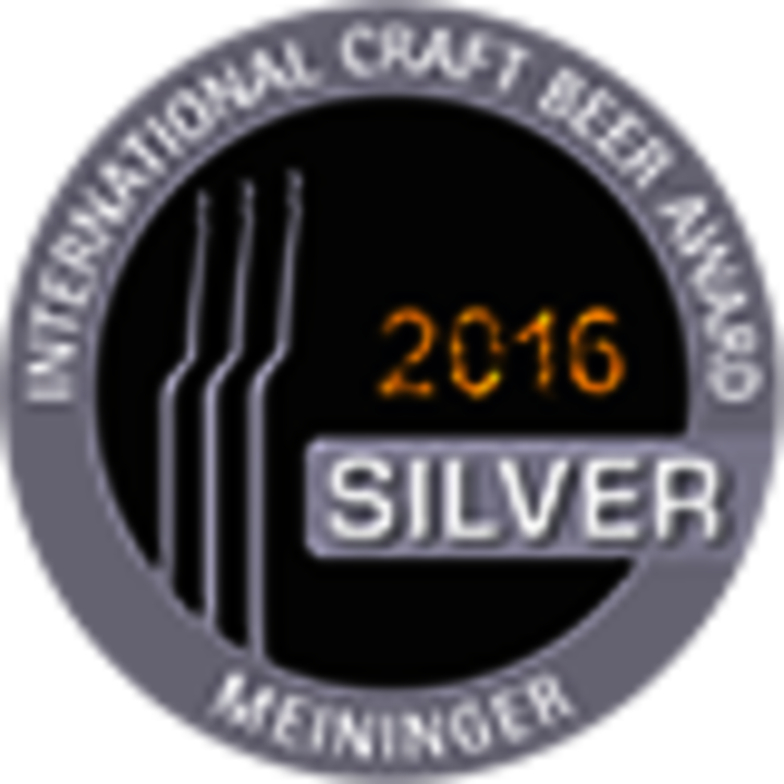International Craft Beer Award Silber